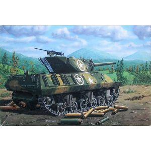 Extra Tech U.S. Tank Destroyer M10 GMC Kit No 72029 (Pre owned)