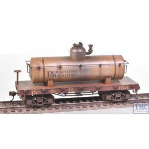 17907 Bachmann HO Gauge (US Outline) 50ft Steel Reefer ATSF with Deluxe Weathering by TMC