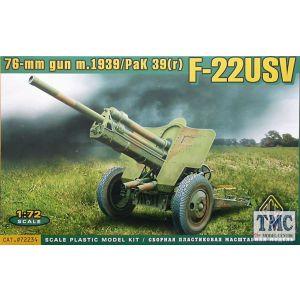 ACE 1:72 76-mm gun m.1939/PaK 39(r) F-22USV Model Kit no 72234 (Pre owned)