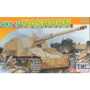 Dragon 1:72 Sd.Kfz. 164 Nashorn No 7292 (Pre owned)