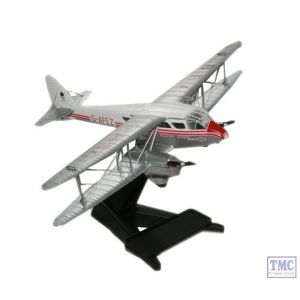 72DR001 Oxford Diecast Dragon Rapide BEA