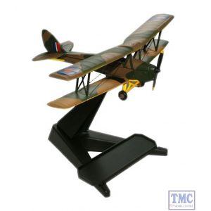 72TM001 Oxford Diecast RAF Tiger Moth