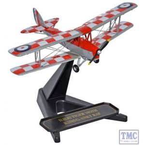 72TM005 Oxford Diecast DH82A Tiger Moth - K2585 32 Squadro