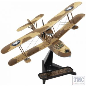 72SW004 Oxford Diecast 1:72 Scale Supermarine Walrus Operation Torch N. Africa 1942