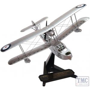 72SW005 Oxford Diecast 1:72 Scale Supermarine Walrus L2185 -712 SQN HMS Sheffield 1937