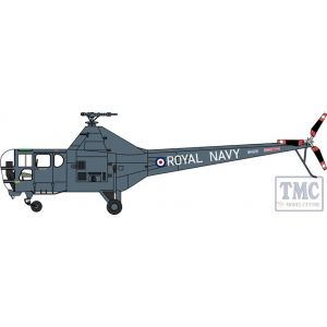 72WD001 Oxford Diecast 1:72 Scale Westland Dragonfly Royal Navy WH991 Yorkshire Air Museum