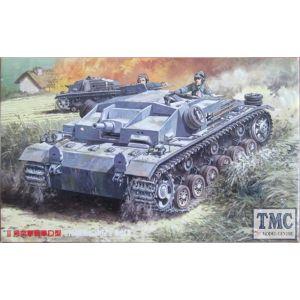 Fujimi Sturmgeschutz III Ausf.D Kit No 76049 (Pre owned)