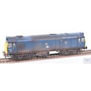 Bachmann OO Gauge Class 25/3 7641 BR Blue Head Code 9T55 Parts Fitted (1 End) Renumbered & Weathered by TMC