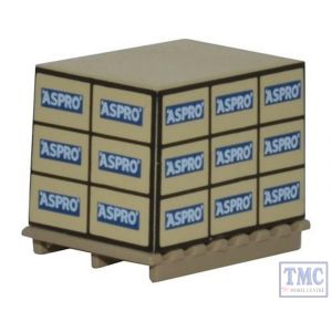 76ACC003 Oxford Diecast 1:76 Scale OO Gauge Pallet/Loads Spratts Dog Cakes * 4
