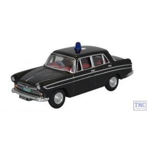 76ACF005 Oxford Diecast OO Gauge Austin Cambridge Farina Hertfordshire Police (Black)