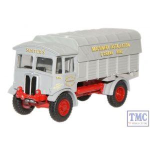76AEC003 Oxford Diecast 'Sunters' AEC Matador Lorry 1/76 Scale OO Gauge