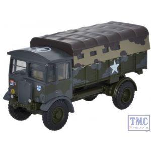 76AEC017 Oxford Diecast AEC Matador 2nd Batt Gordon Highlanders 1/76 Scale OO Gauge