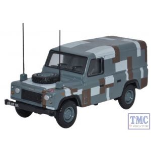 76DEF012 Oxford Diecast Land Rover Defender Berlin Scheme 1/76 Scale OO Gauge
