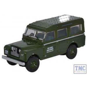 76LAN2006 Oxford Diecast Land Rover Series II LWB Station Wagon Post Office Telephones 1/76 Scale OO Gauge