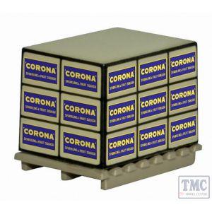 76ACC011 Oxford Diecast OO Gauge Pallet Loads Corona Squash