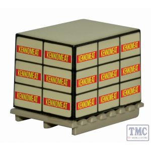 76ACC012 Oxford Diecast 1:76 Scale Accessories Pallet Load Kennomeat