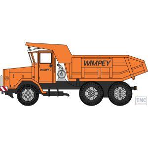 76ACD001 Oxford Diecast OO Gauge 1:76 Scale AEC 690 Dumper Truck Wimpey
