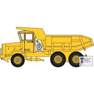76ACD002 Oxford Diecast  Scammell LD55 Dumper Truck NCB