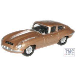 76ETYP009 Oxford Diecast Opalescent Bronze E Type 1/76 Scale OO Gauge (Discontinued)