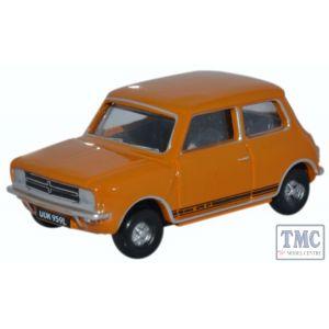 76MINGT004 Oxford Diecast OO Gauge Mini 1275GT Bronze Yellow