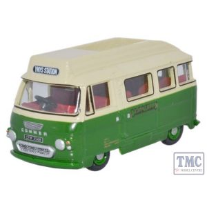 76PB004 Oxford Diecast 1:76 Scale Commer PB Minibus Crosville