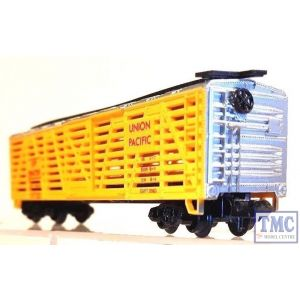 N Scale Life Like Stock Car Union Pacific