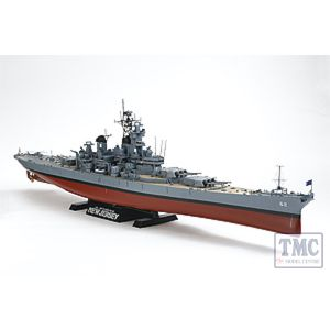 78028 Tamiya New Jersey Battleship with detail parts 1:35 Scale0 SHIPS