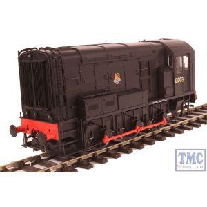 7D-008-007 Dapol O Scale Class 08 BR Black 13003