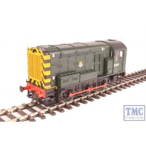 7D-008-008 Dapol O Scale Class 08 BR Green D3305 Early Crest