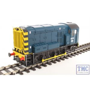 7D-008-003 Dapol O Scale #P# BR Class 08 D3219  Late Crest w//Wasp Stripes