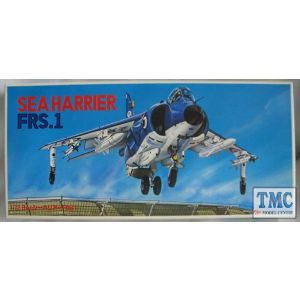 Fujimi Sea Harrier FRS.1 Kit No 7AC1 1:72 (Pre owned)