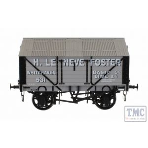 7F-017-001W Dapol O Gauge Lime Van H Le Neve Foster Weathered
