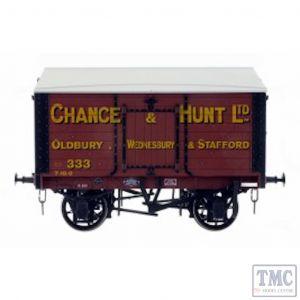 7F-018-001 Dapol O Gauge Salt Van Chance & Hunt Oldbury 333
