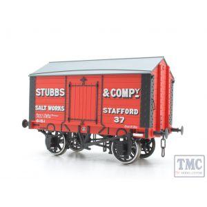 7F-018-002 Dapol O Gauge Salt Van Stubbs & Co 37