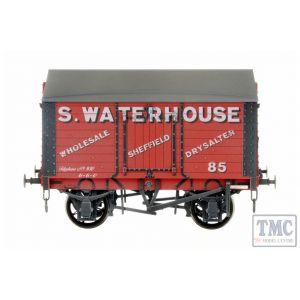 7F-018-004W Dapol O Gauge Salt Van S.Waterhouse Weathered