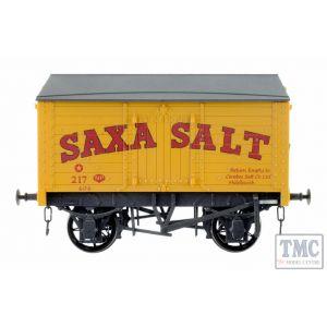 7F-018-005W Dapol O Gauge Salt Van Saxa Salt 217 Weathered