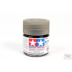 81519 Tamiya Acrylic Mini Paint X - 19 Smoke