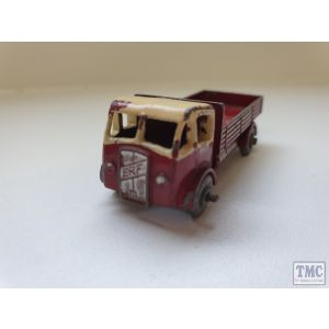 Matchbox Lesney ERF Dropside Lorry (Unboxed, Play worn) (Pre owned)