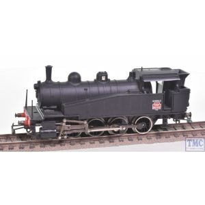 829300 Jouef HO Gauge SNCF 0-8-0T Steam Loco 040-TA-112 Black (Pre-owned)