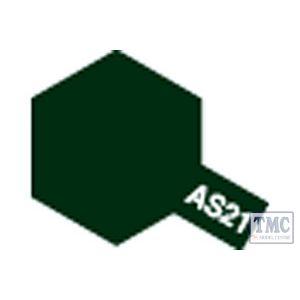 86521 Tamiya AS-21 Dark Green 2 (IJN) Acrylic Aircraft Colours