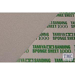 87149 Sanding Sponge Sheet 1000