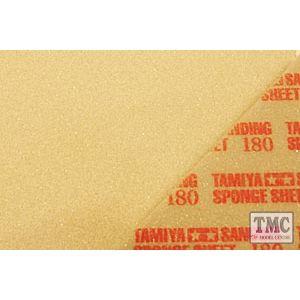 87161 Tamiya Sanding Sponge 180