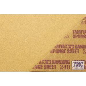 87162 Tamiya Sanding Sponge 240