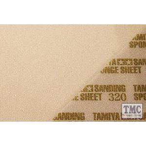 87163 Tamiya Sanding Sponge 320