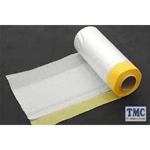 87164 Tamiya Masking Tape w/Plastic Sheeting 550mm