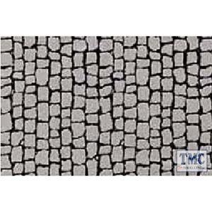 87166 Tamiya Diorama Material Sheet (Stone Paving B)