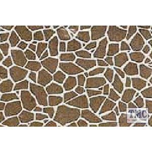 87167 Tamiya Diorama Material Sheet (Stone Paving C)