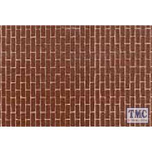 87168 Tamiya Diorama Material Sheet (Brickwork)