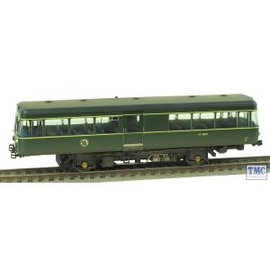 11087521 Heljan OO/HO Gauge Park Royal Railbus M79971 BR Green Weathered by TMC