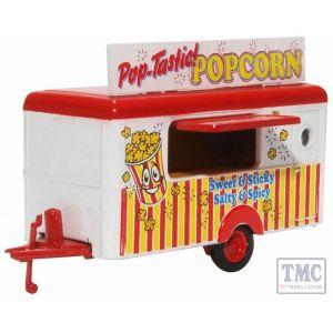 87TR016 Oxford Diecast 1:87 Scale Popcorn Mobile Trailer